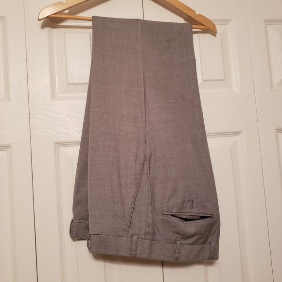 Other - Estrato Hiltl Stretch Gray Dress Pants